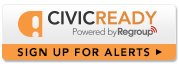 Sign Up for Alerts CivicReady